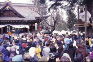 七日堂大祭の写真